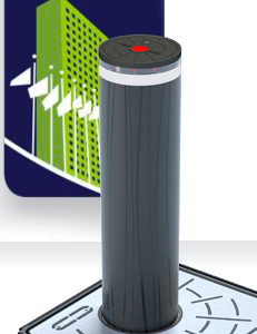 seriejs pu icon - BE-NL - Traffic Bollards - Vehicle Access Control Systems - FAAC Bollards - FAAC